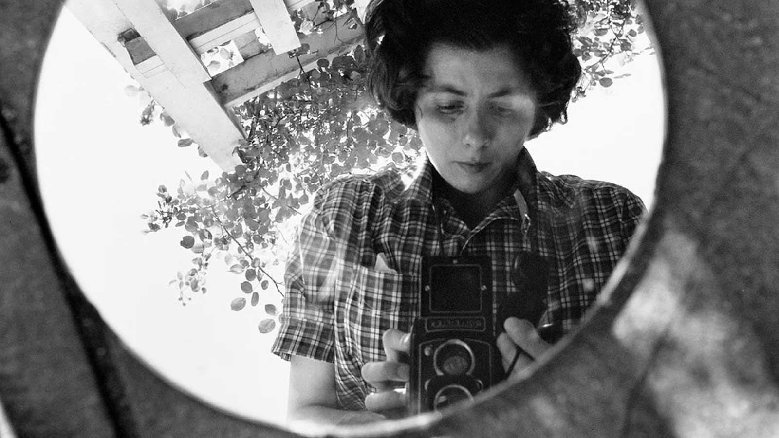 Distancia y Acontecimiento. Vivian Maier